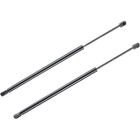 X AUTOHAUX 2pcs Rear Truck Lift Supports Struts Shocks Gas Spring 05109514AB for Jeep Compass 2007-2016