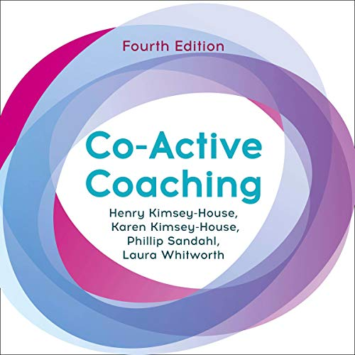 Co-Active Coaching audiobook cover art