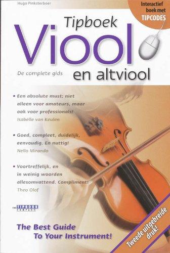 Tipboek Viool en altviool: de complete gids