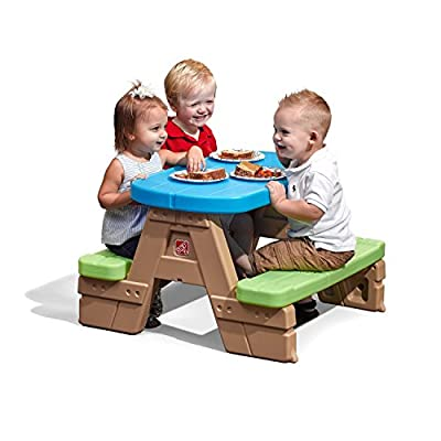 Step2 Sit and Play Picnic Table