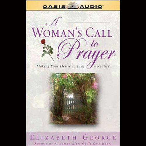 A Woman's Call to Prayer audiobook cover art