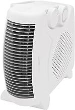 Clatronic Verwarmingsventilator HL 3379, 2 warmtestanden (1000/max. 2000 watt), koude stand (ventilator), 2 verschillende ...