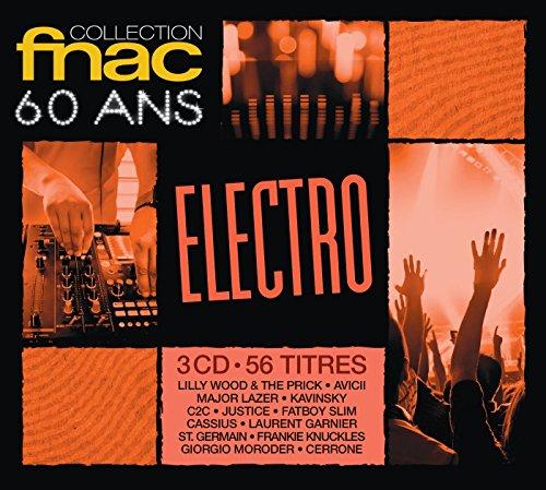Collection Fnac 60 Ans Electro