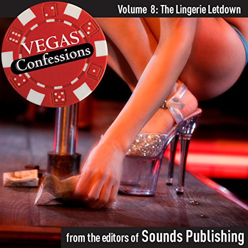 Vegas Confessions 8 audiobook cover art