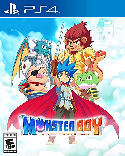 Monster Boy and the Cursed Kingdom(tbd) [USA]