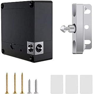 Elektronische kabinet sloten,RFID Lock Kit,Verborgen DIY lade Lock met IC-kaart en Tag Entry voor houten kunststof glazen ...