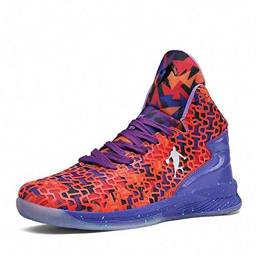 Zapatillas de baloncesto personales para hombre, tecnología