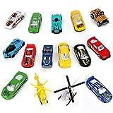 Lihgfw Kinder Alloy Simulation City Engineering Feuerwehr alle Arten von Autos, Autos, Spielzeug der Kinder Anzug Models, Geeignet for Kinder Weihnachten und Geburtstag Geschenke