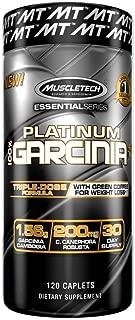 MuscleTech Essential Series, Platinum Garcinia, 120 Count