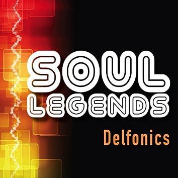 Soul Legends: The Delfonics