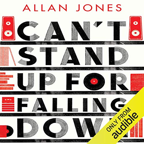Can't Stand Up for Falling Down cover art
