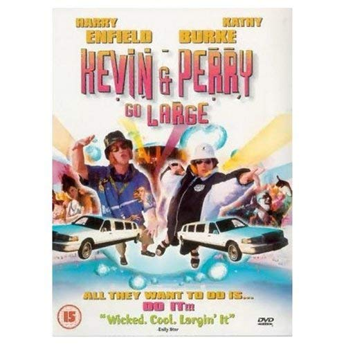 Kevin & Perry Go Large [Reino Unido] [DVD]