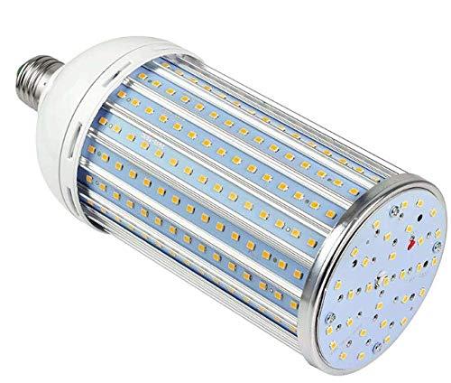 Bulbright 1PACK 60W LED Ampoule de Maïs Forme classique,85-265V E27 Culot, Blanc Naturel 4000K, Angle de Faisceau 360°, Equivalent à 500 Watt (4000K)