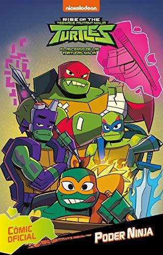 Poder Ninja (Tortugas Ninja. Cómic)