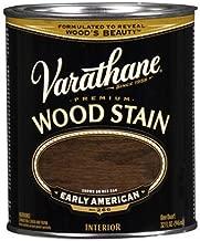 Varathane 211729H Premium Wood Stain, Quart, Early American