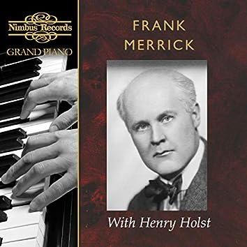 Frank Merrick with Henry Holst