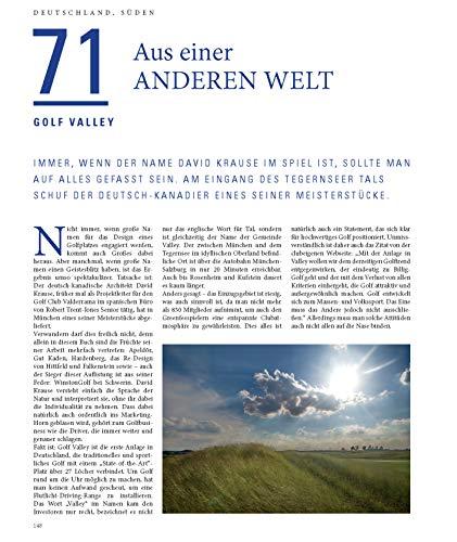 Die 100 besten Golfplätze in Deutschland und Österreich (Edition 99pages by HEEL) - 7