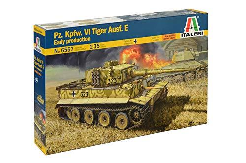 E inkl ✚ 2462 Bausteine Panzer Tiger PzKpfw VI AUSF WW2 Soldaten Figuren ✚
