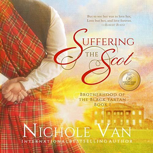 Suffering the Scot Audiobook By Nichole Van cover art