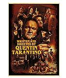 LGXINGLIyidian Quentin Tarantino Filmreihe Vintage Poster