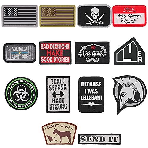 Parche Velcro  marca 14er Tactical
