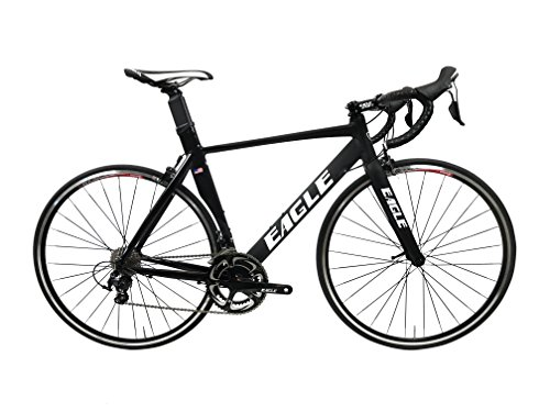 Read About Eagle AZ1 Aero Road Bike – Made of High End Aluminum and paired with Shimano 105-50cm (50, Shimano 105)