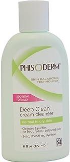 pHisoderm Cream Cleanser for Normal to Dry Skin, 6 oz (177 ml)