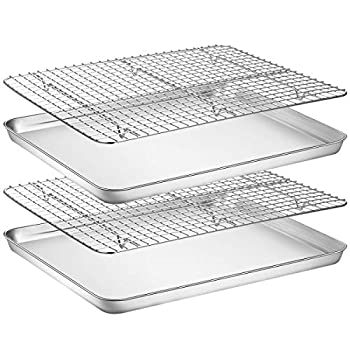 Best baking tray with rack Reviews