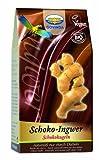 Govinda Schoko-Ingwer-Kugeln, 3er Pack (3 x 120 g Karton) - Bio