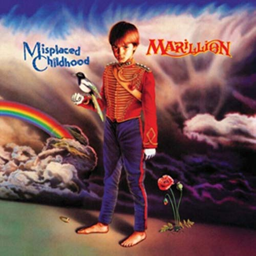 Marillion: Misplaced Childhood [Winyl]
