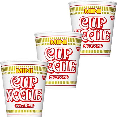 日清食品 カップヌードル ミニ カップ 36gの最安価格 [8169]
