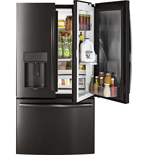 GE PYD22KBLTS French-Door Refrigerator