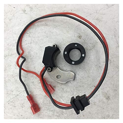 furong Encendido Kit electrónico en Forma for Bosch 034 Kit DE Encendido ELECTRONICO JFU4 for VW Golf 1.5 BMW 1975-1984 0231170034