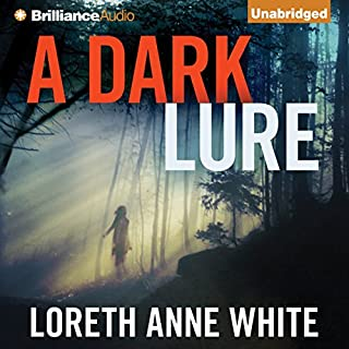 A Dark Lure audiobook cover art