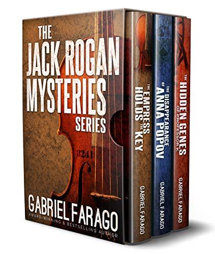 The Jack Rogan Mysteries Series Boxset: Books 1-3