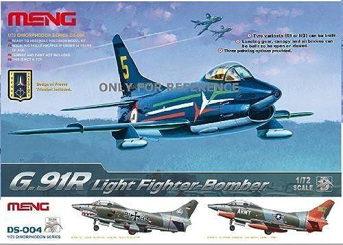 barato y de alta calidad Meng Model 1 72 Fiat G.91R   004 004 004 by Meng Model  autorización