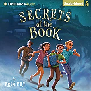 Secrets of the Book audiobook cover art