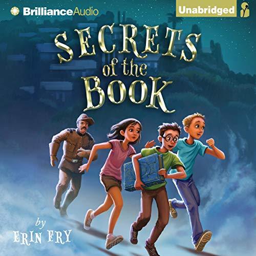Secrets of the Book audiobook cover art
