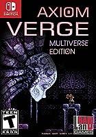 Axiom Verge Multiverse (輸入版:北米) - Switch
