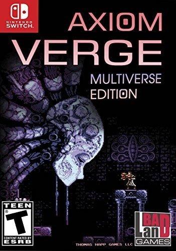 Axiom Verge: Multiverse Edition - Nintendo Switch