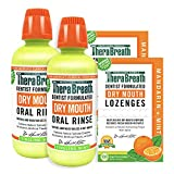 Dry Mouth Lozenges: These lozenges feature a proprietary blend of natural flavors and healthy ingredients to relieve symptoms associated with dry mouth; They also help to relieve symptoms associated with Sjögren's Syndrome Dry Mouth Mouthwash: Our Dr...