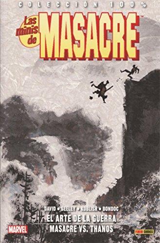 Las minis de Masacre 6. El arte de la guerra/ Vs. Thanos (COLECCIÓN 100% MARVEL)