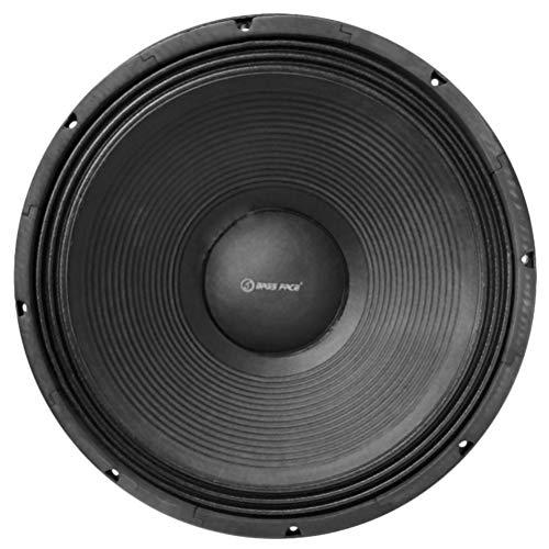 BASS FACE PAW18.1 altoparlante diffusore sub woofer 46,00 cm 460 mm 18' di diametro 800 watt rms 1600 watt max impedenza 4 ohm auto portiere, 1 pezzo