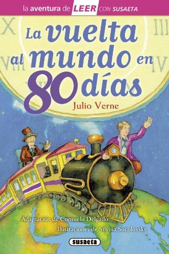 Vuelta Al Mundo En 80 Dias, La [Lingua spagnola]
