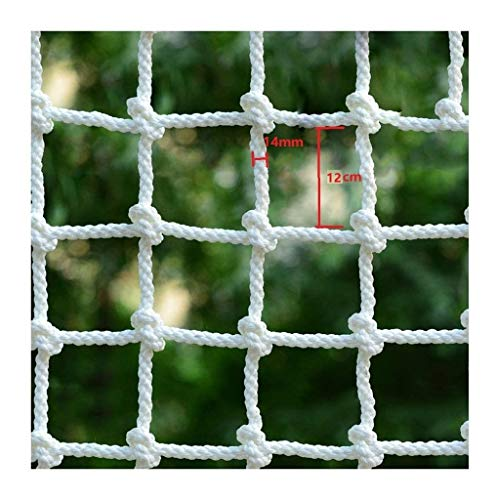 New CXZ Indoor Outdoor Climbing Net,Climbing Ladder for Swing Set,Playground Kindergarten Rope Net R...