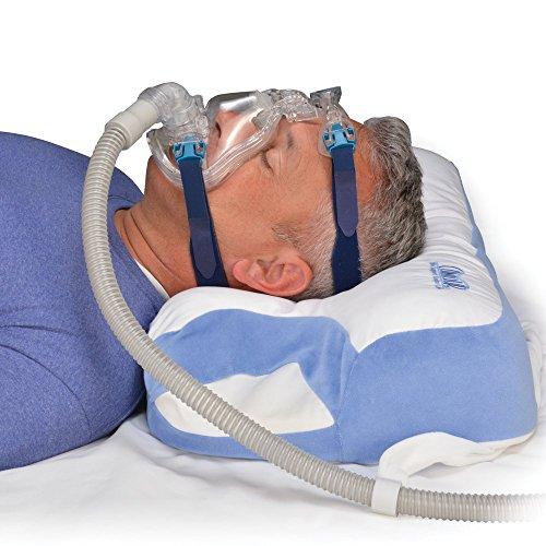 Contour CPAP-Kissen - Bewährtes 6-Zonen CPAP-Kissen (höhenverstellbar) (SomniShop Set)