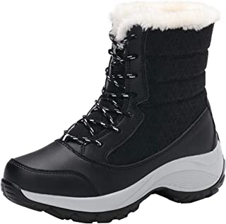 8511c41e9cc Amazon.co.uk: Wedge - Boots / Women's Shoes: Shoes & Bags