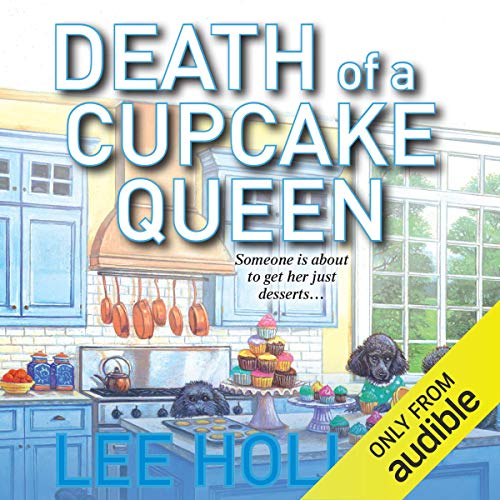 Death of a Cupcake Queen cover art