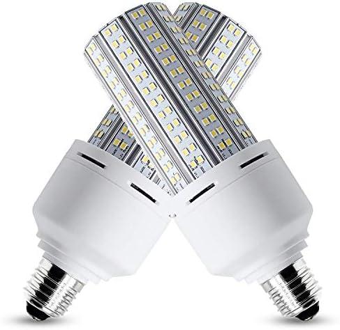 LED Corn Light Bulb 600W Equivalent LED Corn Lamp 7500 Lumen 60W Large Area Cool Daylight White product image