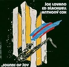 Sounds of Joy by Joe Lovano, Ed Blackwell, Anthony Cox (2005-02-07)